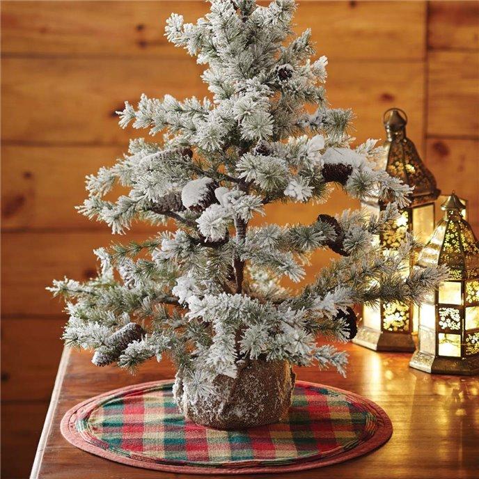 Reed Mini Tree Skirt 21 Thumbnail
