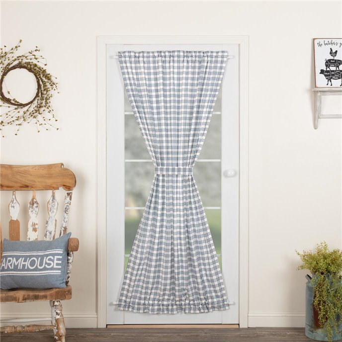 Sawyer Mill Blue Plaid Door Panel 72x40 Thumbnail