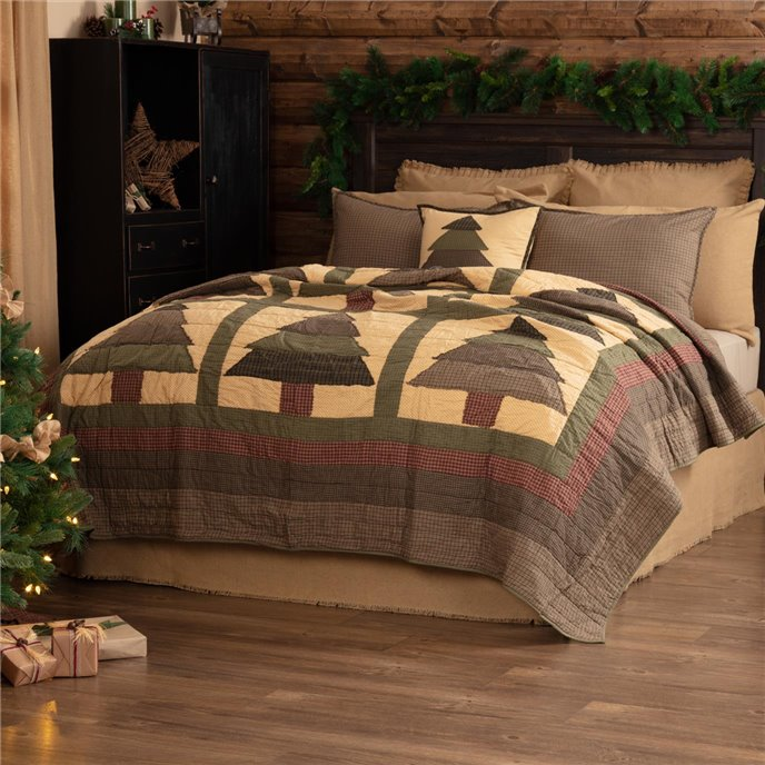 Sequoia Luxury King Quilt 120Wx105L Thumbnail