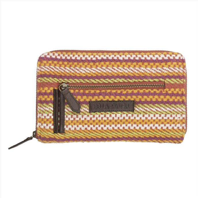 Tabitha Signature Zip Wallet Thumbnail