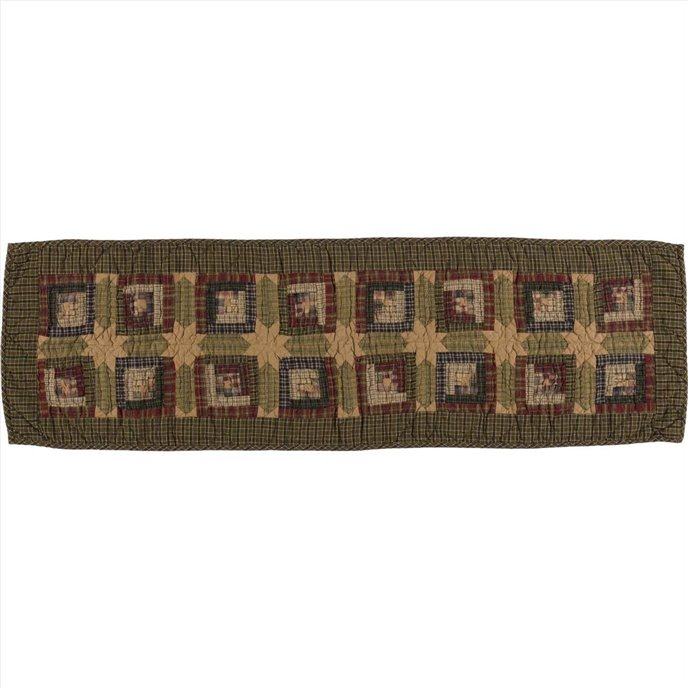 Tea Cabin Runner Quilted 13x48 Thumbnail