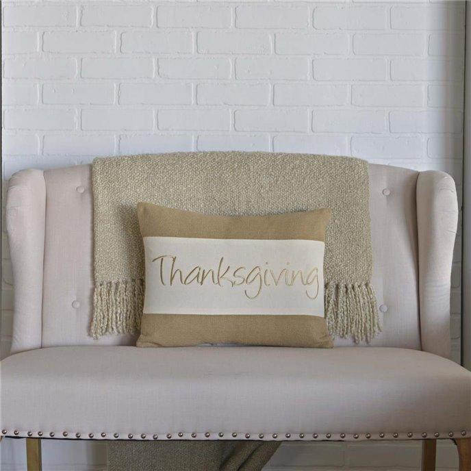 Thanksgiving Pillow 14x18 Thumbnail