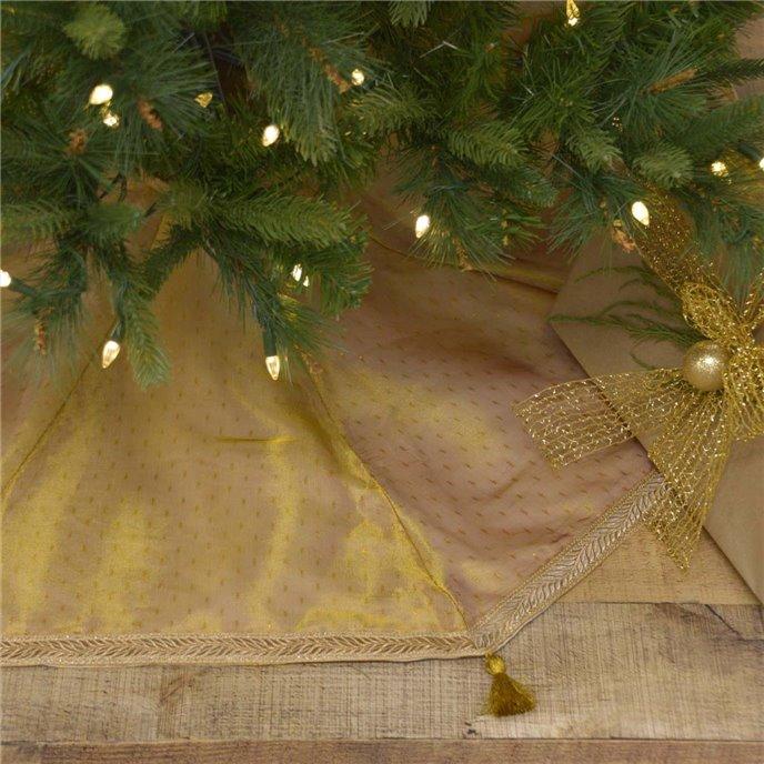 Tinsel Tree Skirt 48 Thumbnail
