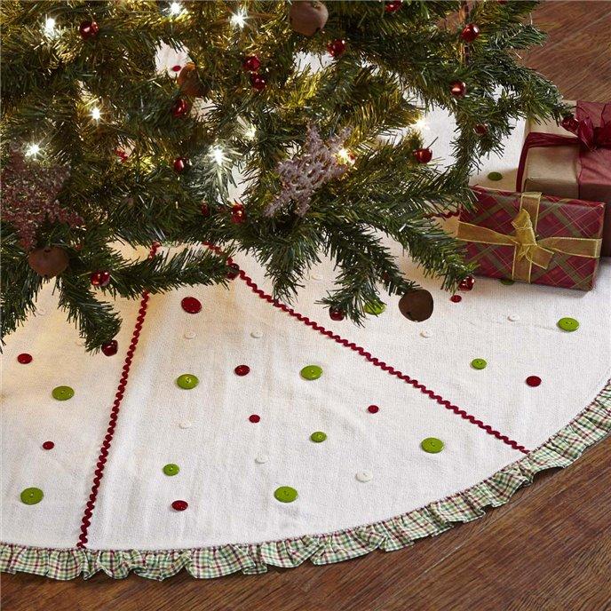 Whimsical Christmas Tree Skirt 48 Thumbnail