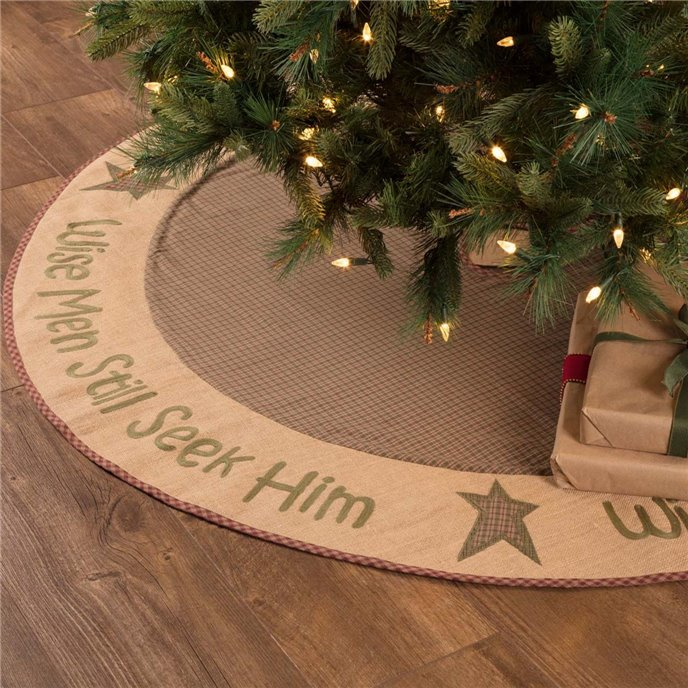 Wise Men Tree Skirt 55 Thumbnail