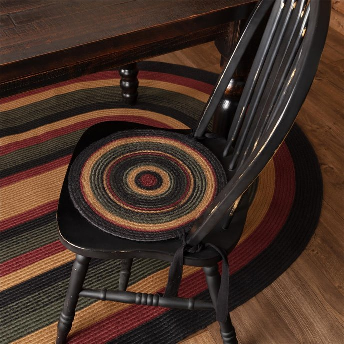 Wyatt Jute Chair Pad Set of 6 Thumbnail