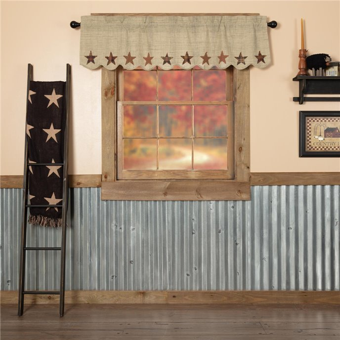 Abilene Star Valance 16x60 Thumbnail