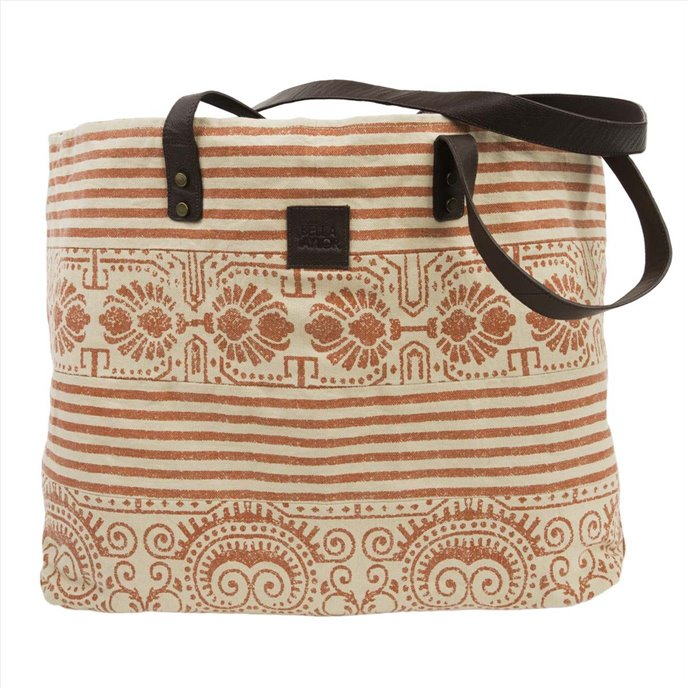 Amber Wide Tote Thumbnail