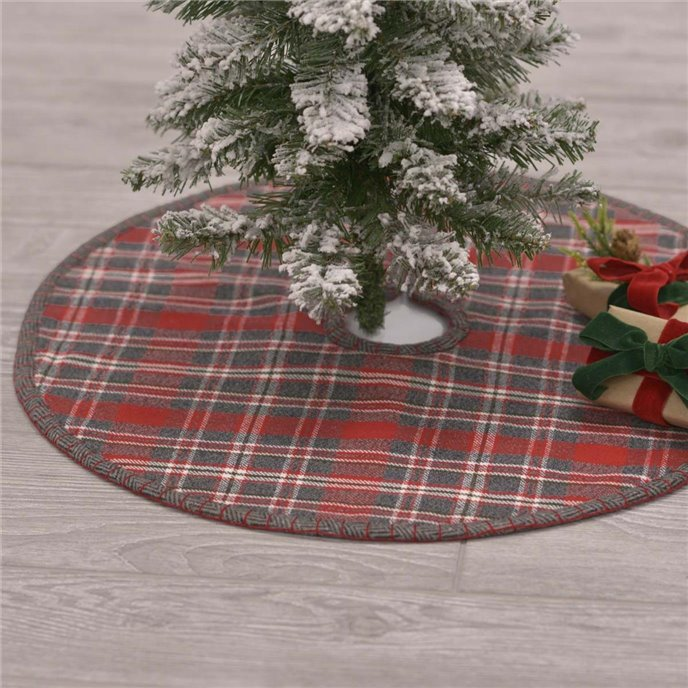 Anderson Plaid Mini Tree Skirt 21 Thumbnail