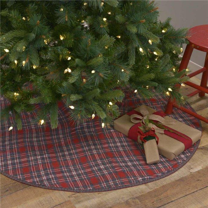 Anderson Plaid Tree Skirt 48 Thumbnail