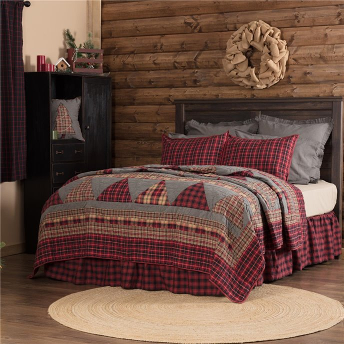 Andes Luxury King Quilt 120Wx105L Thumbnail
