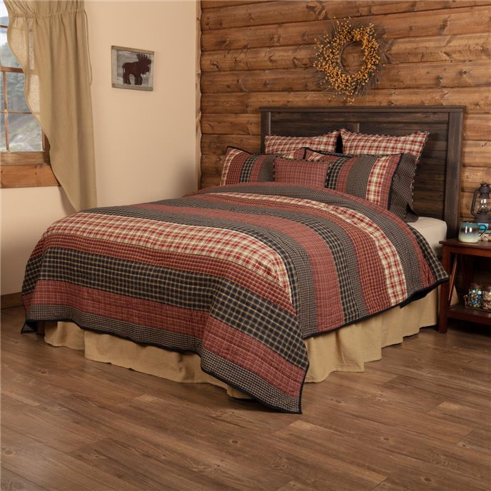 Beckham Luxury King Quilt 120Wx105L Thumbnail