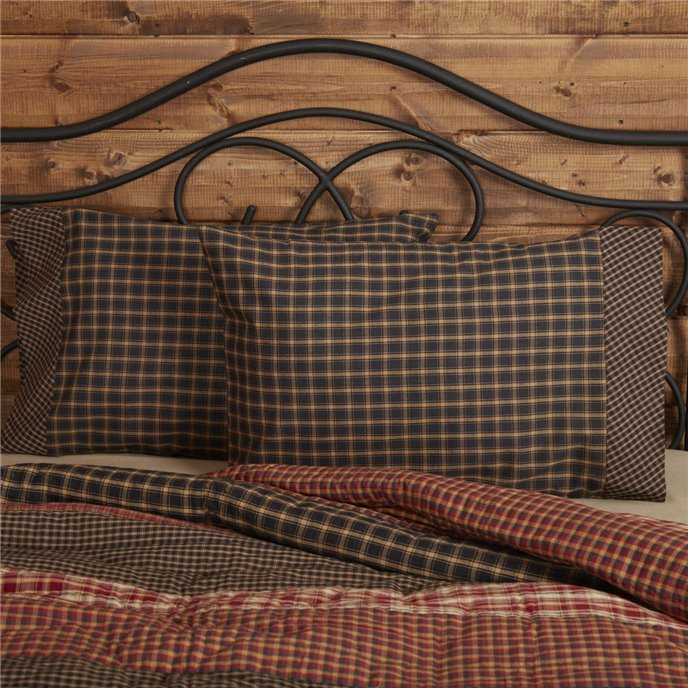Beckham Standard Pillow Case Set of 2 - 21x30 Thumbnail