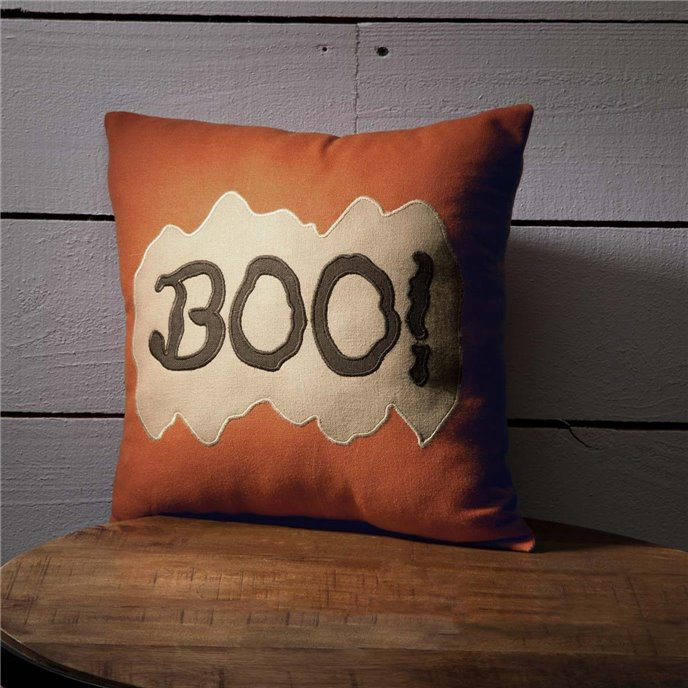 Boo Pillow 12x12 Thumbnail