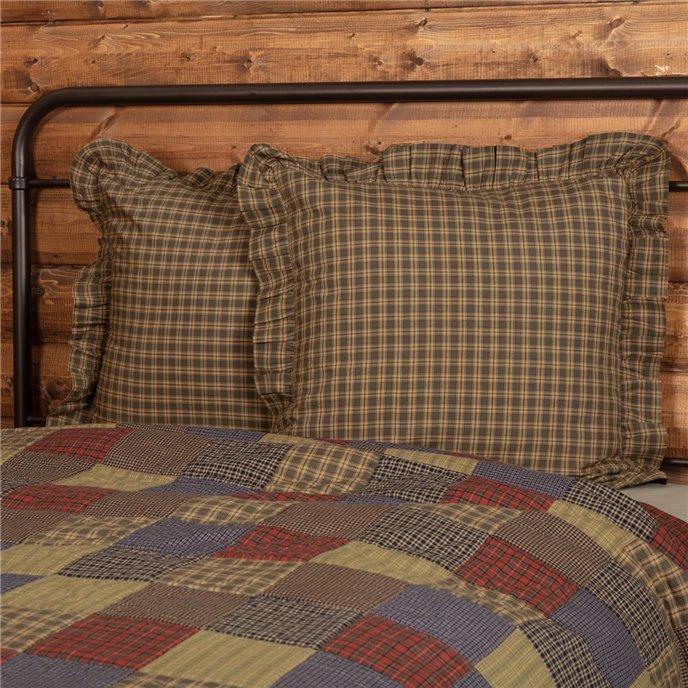 Cedar Ridge Fabric Euro Sham 26x26 Thumbnail