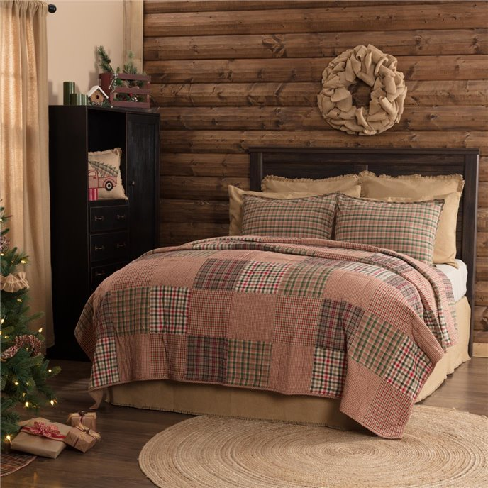 Clement Luxury King Quilt 120Wx105L Thumbnail