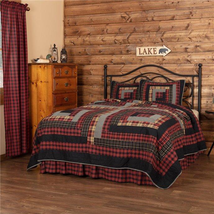 Cumberland Twin Quilt Set; 1-Quilt 68Wx86L w/1 Sham 21x27 Thumbnail