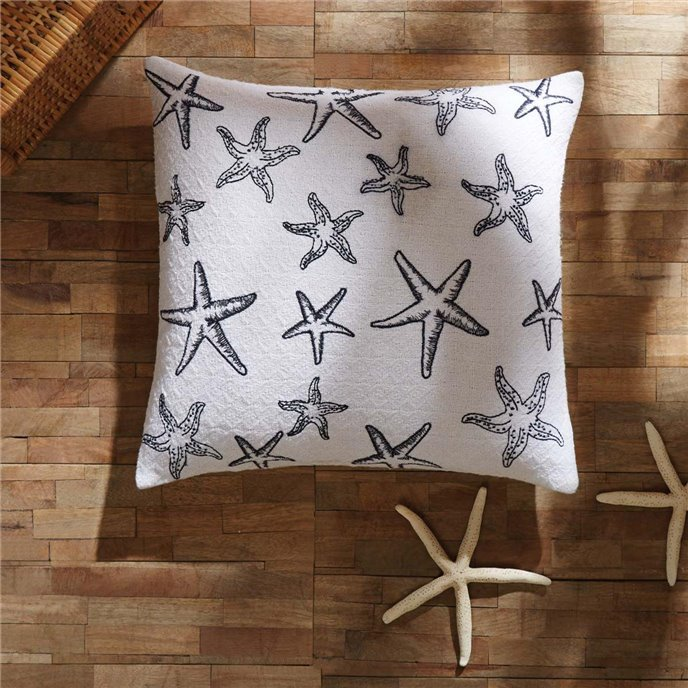 Day at the Beach Pillow Cover 18x18 Thumbnail