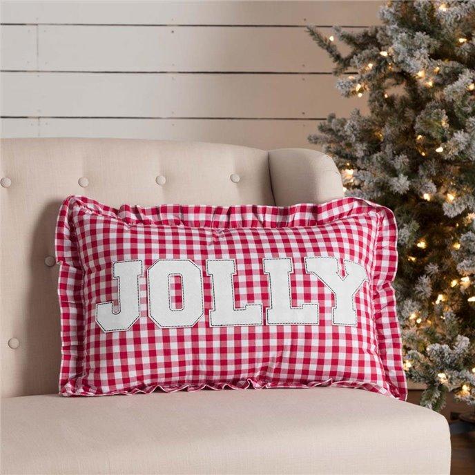 Emmie Jolly Pillow 14x22 Thumbnail