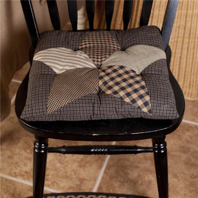 Farmhouse Star Chair Pad Thumbnail