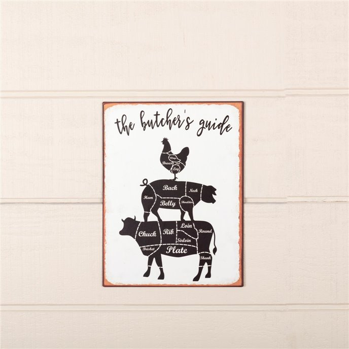 The Butcher's Guide Thumbnail