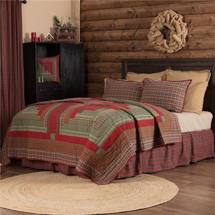 Gatlinburg Luxury King Quilt 120Wx105L Thumbnail