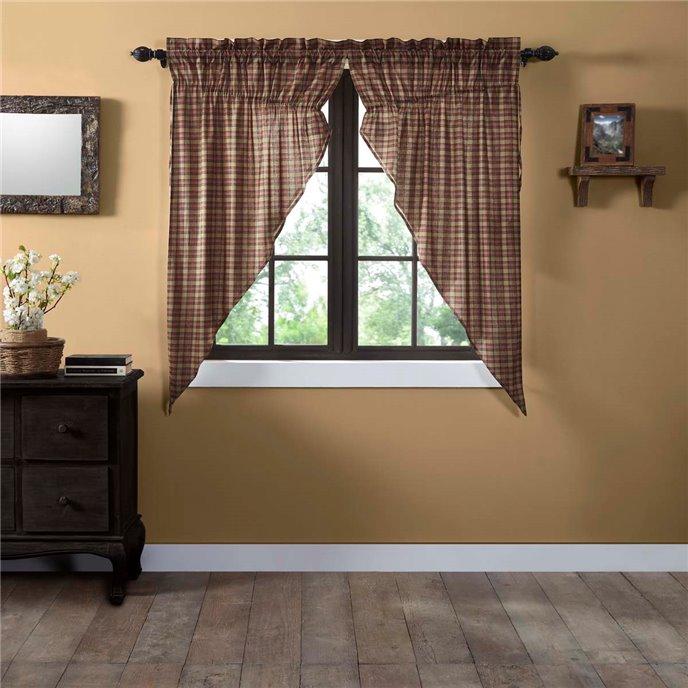 Crosswoods Prairie Curtain Set of 2 63x36x18 Thumbnail