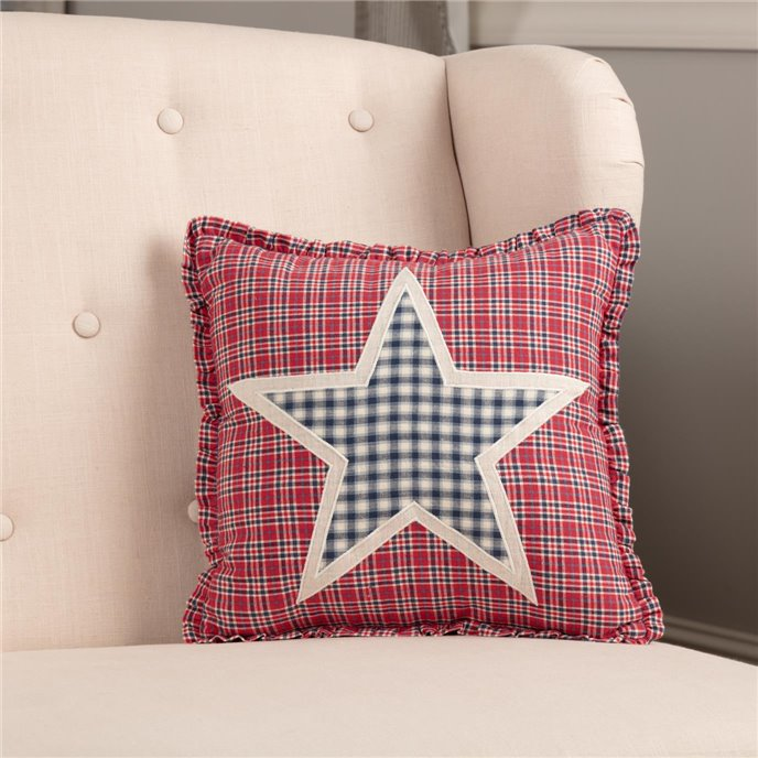 Hatteras Star Pillow 12x12 Thumbnail