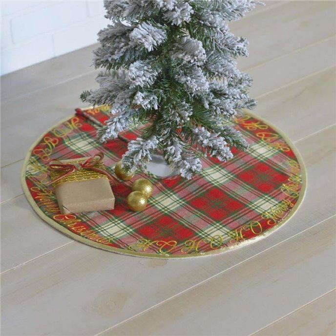 HO HO Holiday Mini Tree Skirt 21 Thumbnail
