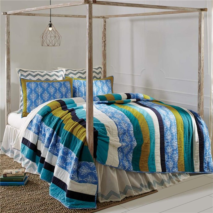 Laguna Luxury King Quilt 120Wx105L Thumbnail