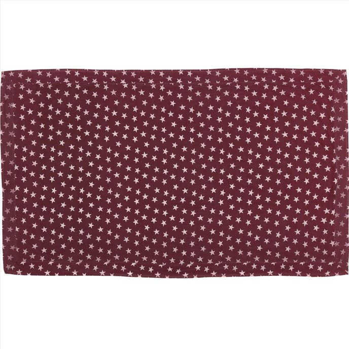 Multi Star Red Table Cloth 60x102 Thumbnail