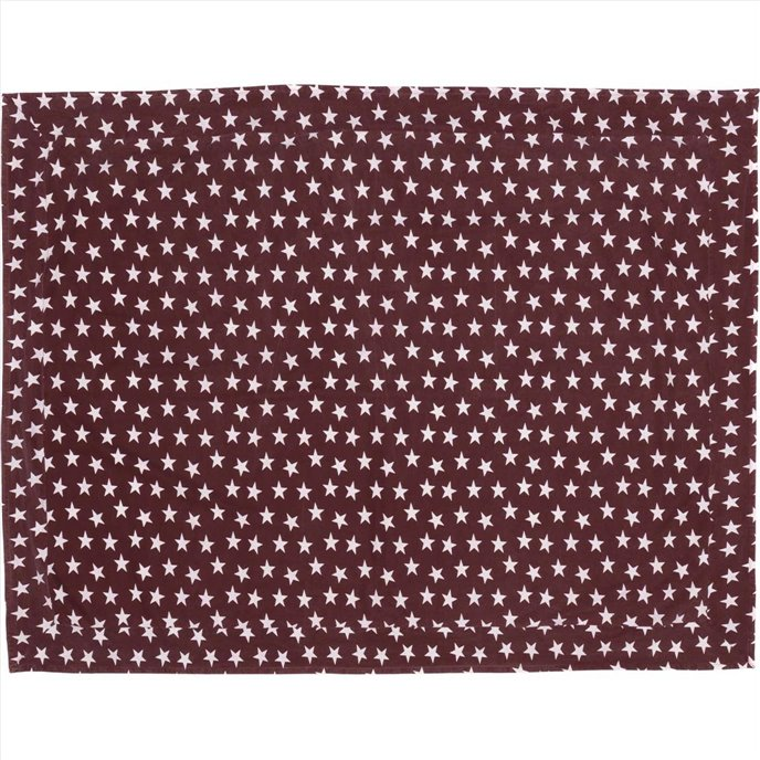 Multi Star Red Table Cloth 60x80 Thumbnail