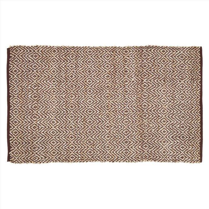 Zuma Brown Rug 36x60 Thumbnail