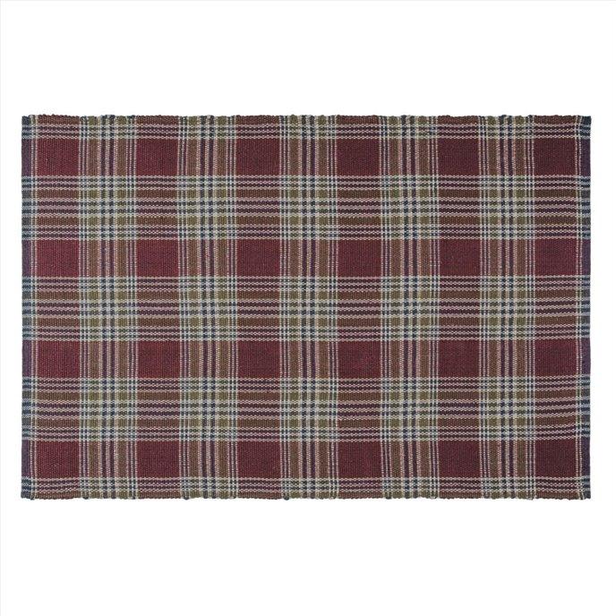 Jackson Wool & Cotton Rug Rect 48x72 Thumbnail