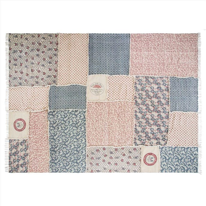 Millie Patchwork Rug Rect 93x127 Thumbnail