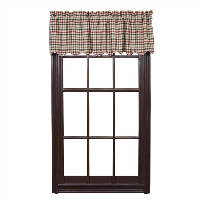 Victory Valance Scalloped Lined 16x60 Thumbnail