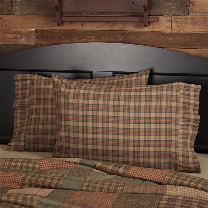 Crosswoods Standard Pillow Case Set of 2 21x30 Thumbnail