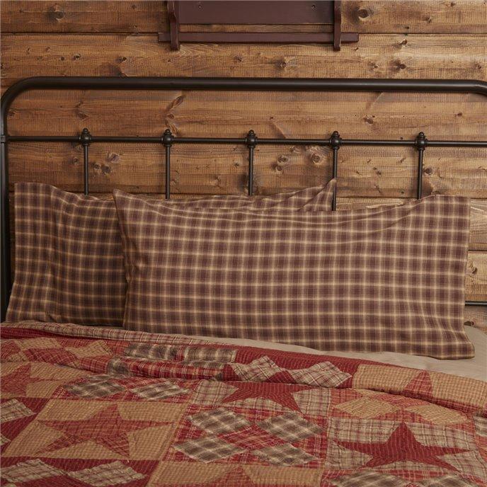 Dawson Star King Pillow Case Set of 2 21x40 Thumbnail