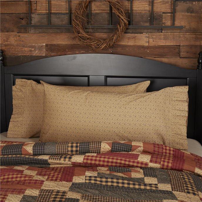 Maisie King Pillow Case Set of 2 21x40 Thumbnail