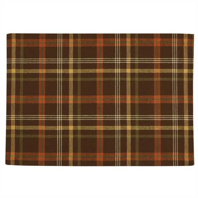 Bountiful Plaid Woven Placemat Thumbnail