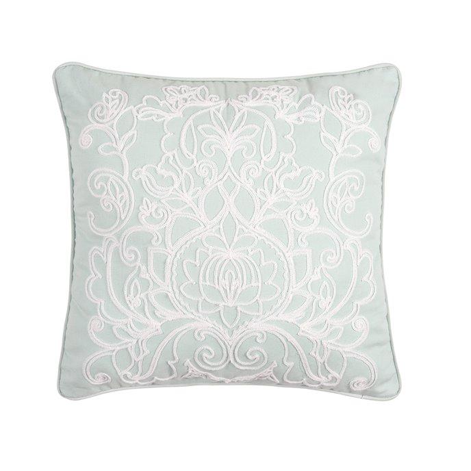 Odessa Embroidered Pillow Thumbnail