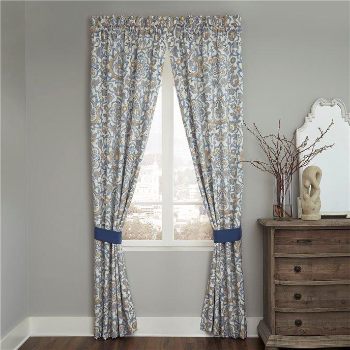 Croscill Janine Panel Pair Curtain (82x95) Thumbnail