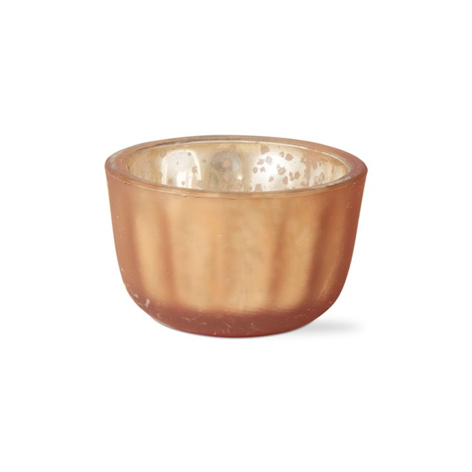 Copper Reflection Tealight Holder Thumbnail