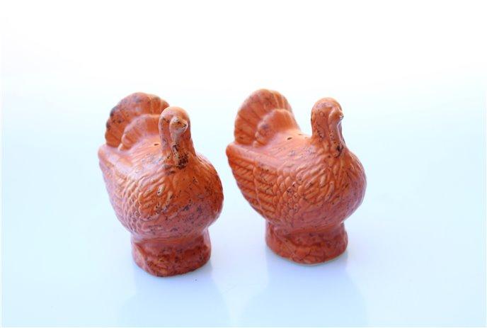 Turkey Salt & Pepper Set - Boxed Thumbnail