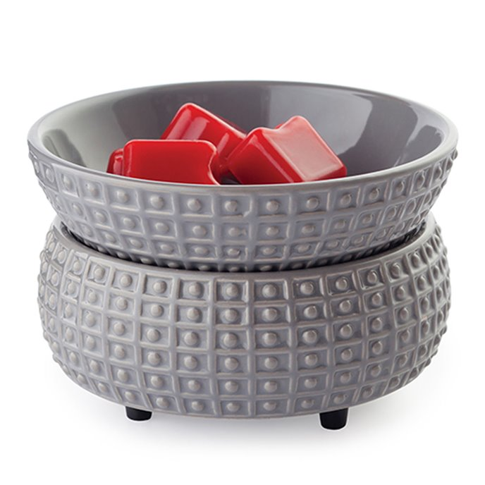 Slate 2-In-1 Classic Wax Warmer Thumbnail