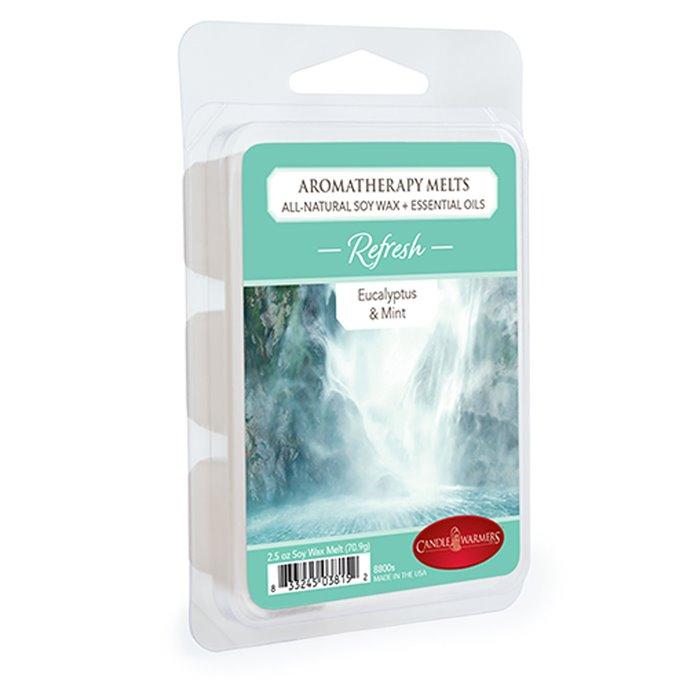 Refresh 2.5 Oz Aromatherapy Wax Melts Thumbnail