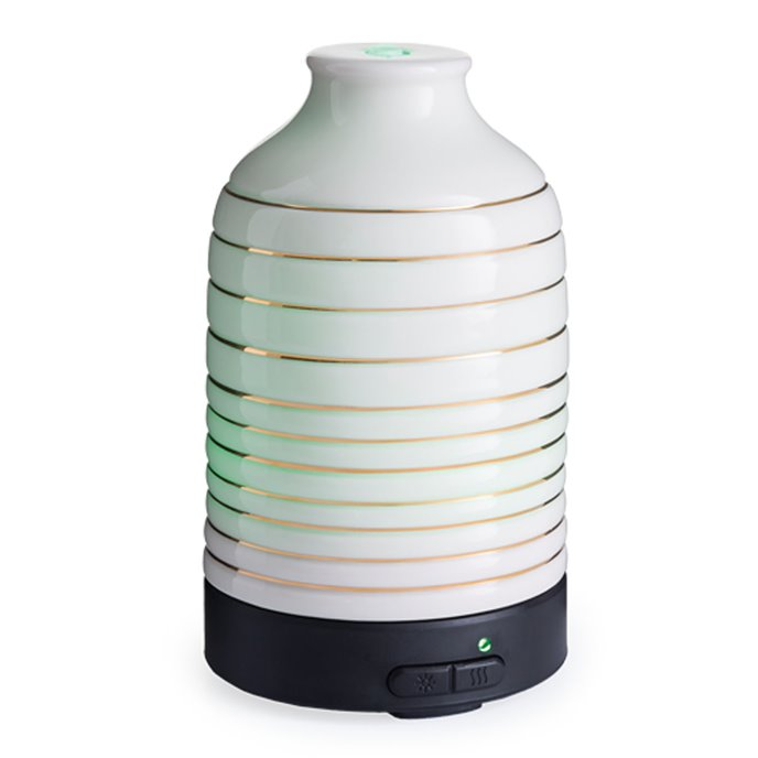 Serenity Ultrasonic Essential Oil Diffuser by Airomé Thumbnail