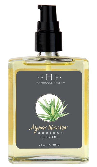 Farmhouse Fresh Agave Nectar Body Oil (4oz) Thumbnail
