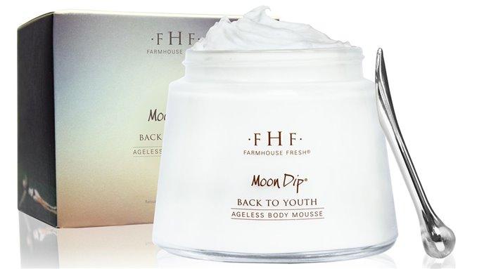 Farmhouse Fresh Moon Dip Back to Youth Body Mousse (8 oz) Thumbnail