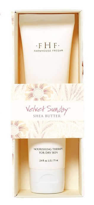 Farmhouse Fresh Velvet Sunday Shea Butter Cream Hand Cream (2 oz) Thumbnail